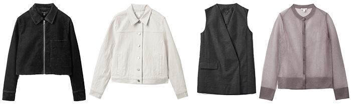 Minimalist jackets and coats | 40plusstyle.com