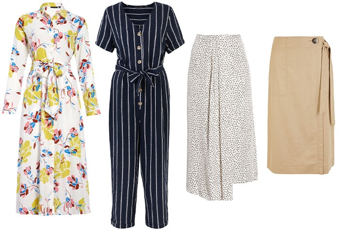 Dresses, jumpsuits and skirts for the eurochic style personality   40plusstyle.com