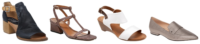 Shoes for the eurochic style personality   40plusstyle.com