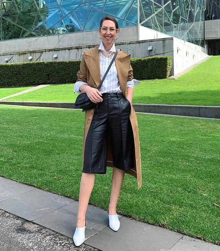 A capsule wardrobe and style guide for the EUROCHIC style personality