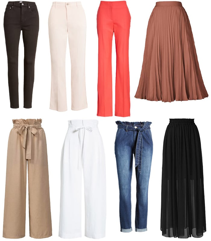 high-waisted styles | fashion over 40 | style | fashion | 40plusstyle.com