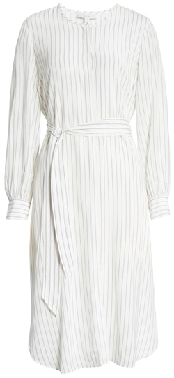 Joie long sleeve dress | 40plusstyle.com