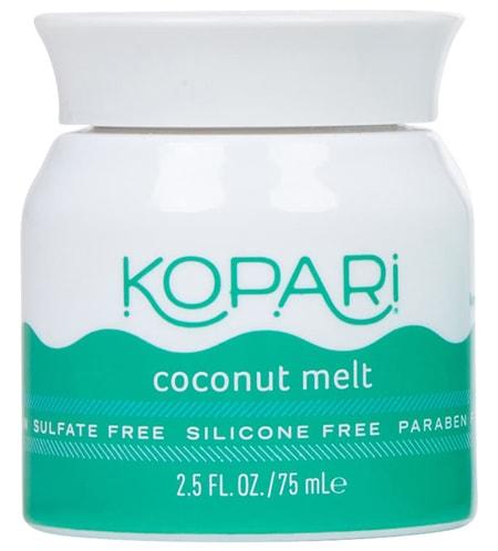 Kopari Hydrating Hair & Body Coconut Oil Melt | 40plusstyle.com