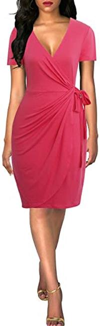 Lyrur faux dress   40plusstyle.com