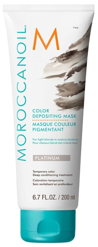 MOROCCANOIL® Color Depositing  Temporary Color Deep Conditioning Treatment | 40plusstyle.com