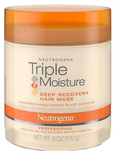 Neutrogena Triple Moisture Deep Recovery Hair Moisturizer   40plusstyle.com