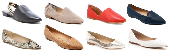 Opt for pointed toe shoes   fashion over 40   style   fashion   40plusstyle.com