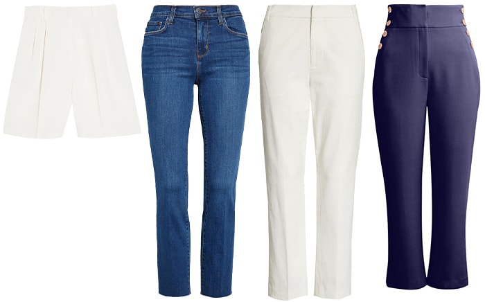 jeans and pants | 40plusstyle.com