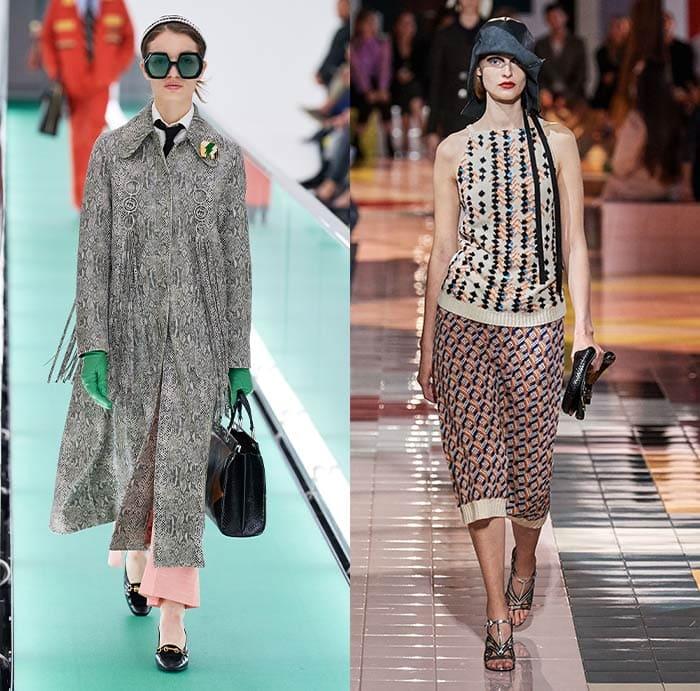 Designer labels' preppy fashion | 40plusstyle.com