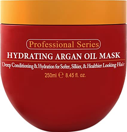 Arvazallia Hydrating Argan Oil Hair product and Deep Conditioner   40plusstyle.com