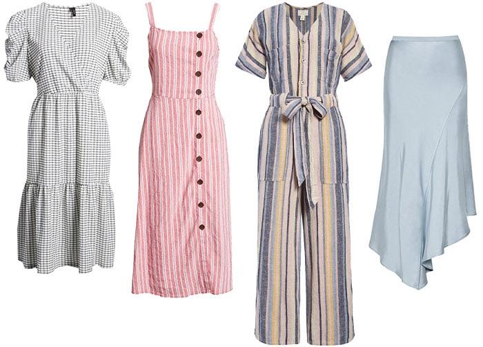 Summer dresses, jumpsuit & skirt   40plusstyle.com