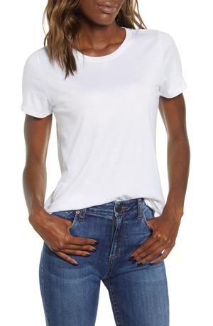 Best white t-shirts - BP. crewneck t-shirt   40plusstyle.com
