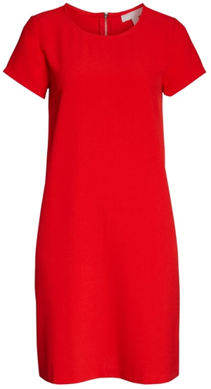 Chelsea28 shift dress | 40plusstyle.com