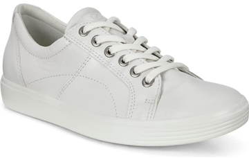 ECCO soft sneaker | 40plusstyle.com