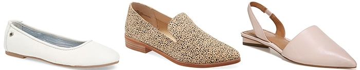 below the ankle flats | 40plusstyle.com
