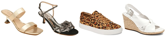 glamorous shoes to wear for women over 40 | 40plusstyle.com