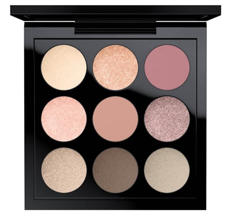 MAC Times Nine Eyeshadow Palette | 40plusstyle.com