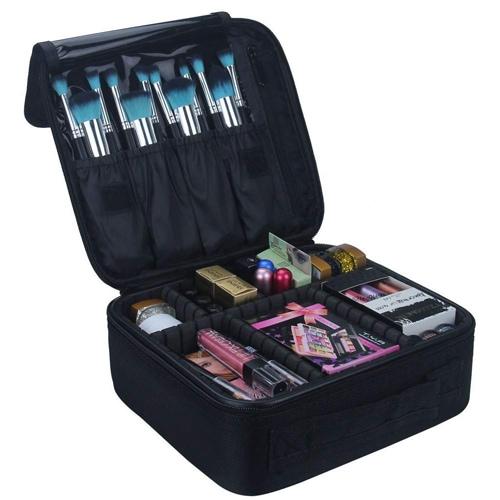 Relavel Travel Cosmetic Case Organizer   40plusstyle.com