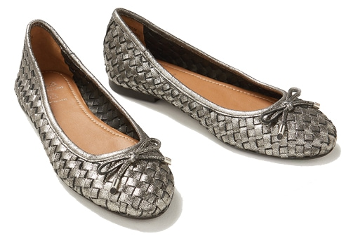 Best ballet flats for women - M&S Collection flat | 40plusstyle.com