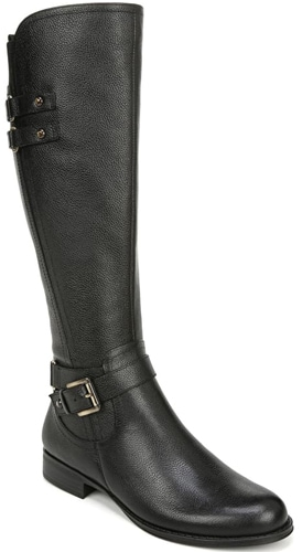 Knee high boots for your shoe capsule | 40plusstyle.com