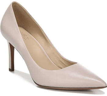 Comfortable Heels - Naturalizer 'Anna' pointed toe pump | 40plusstyle.com