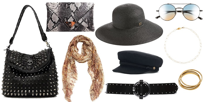 accessories for the rock style personality   40plusstyle.com