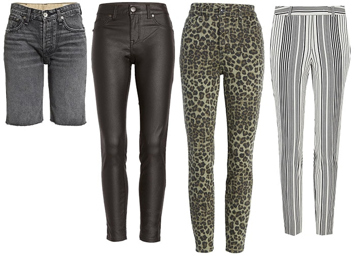 jeans and pants for the rock style personality   40plusstyle.com