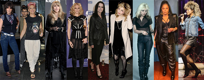 Celebrities with a rock style personality   40plusstyle.com