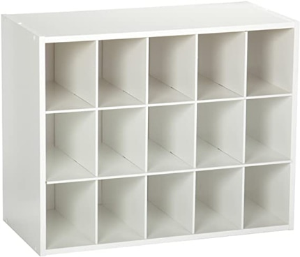ClosetMaid Stackable 15-Unit Organizer | 40plusstyle.com