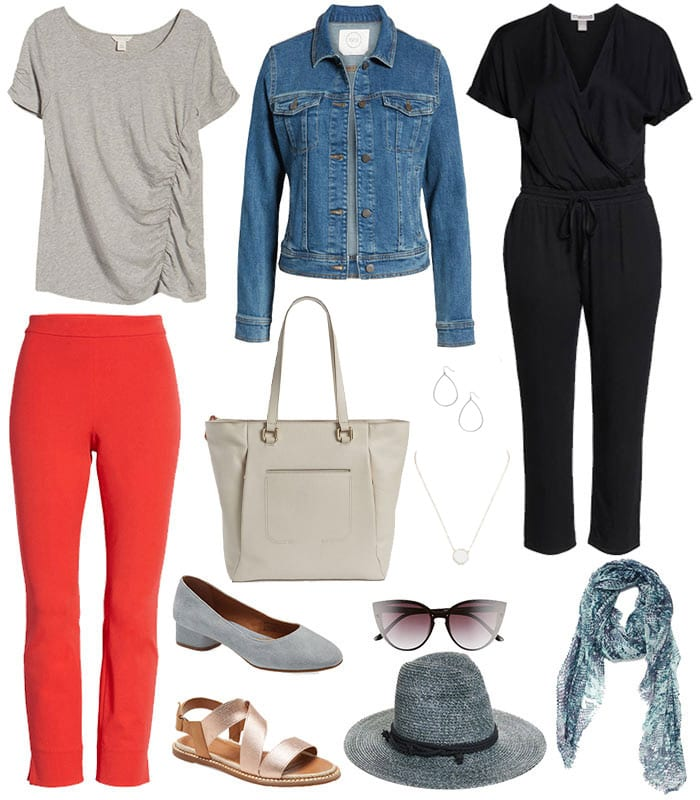 Summer essentials – A capsule wardrobe for summer that will last you multiple summers