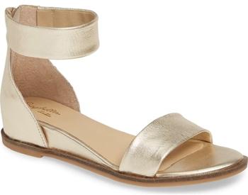 Seychelles ankle strap sandal | 40plusstyle.com