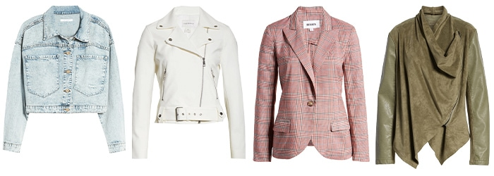 jackets and coats for the urban personality | 40plusstyle.com