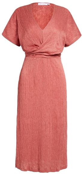 All in Favor midi dress | 40plusstyle.com