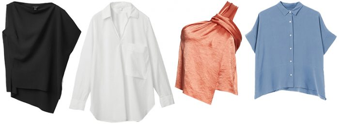 tops for the architectural style personality   40plusstyle.com