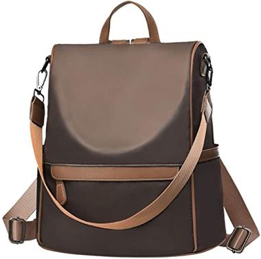 Charmore travel nylon backpack | 40plusstyle.com