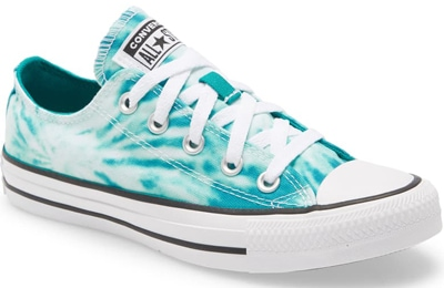 Converse Chuck Taylor® All Star® tie dye low top sneaker | 40plusstyle.com