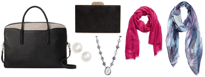 Accessories to wear to a business conference | 40plusstyle.com