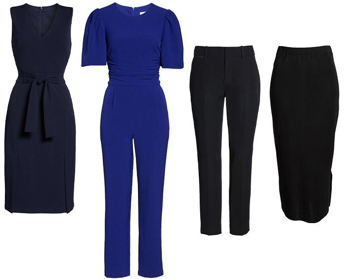 pants and dresses to wear to a conference | 40plusstyle.com