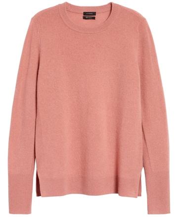 Halogen cashmere sweater   40plusstyle.com