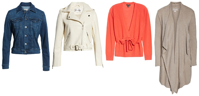 Coats and cardigans to wear | 40plusstyle.com