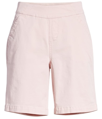 Jag Jean cotton shorts   40plusstyle.com