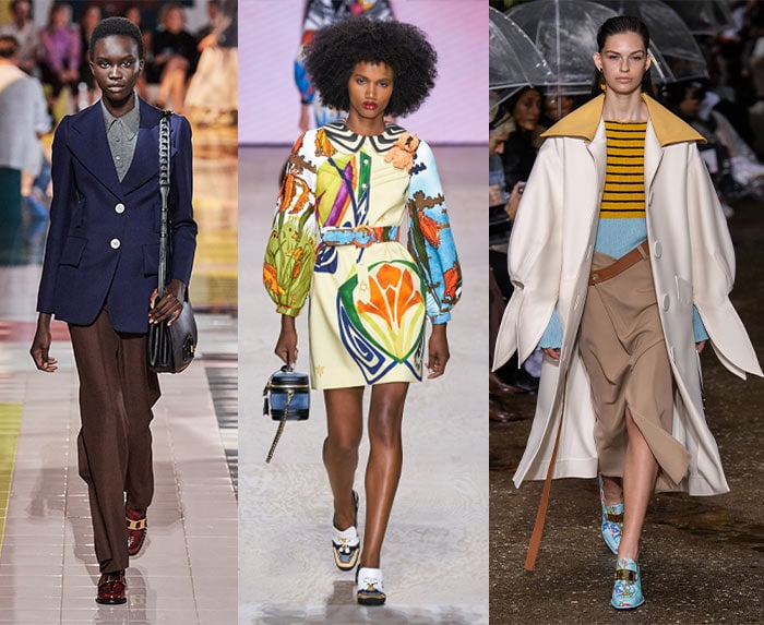 Loafers on the designer runways | 40plusstyle.com
