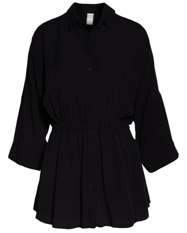 best beach cover ups - L Space cover-up tunic | 40plusstyle.com