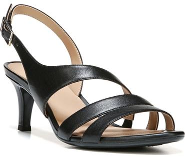 Naturalizer slingback sandal   40plusstyle.com