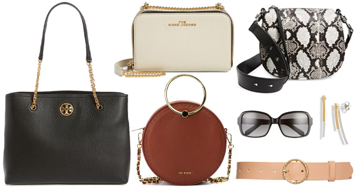 Accessories to buy in the Nordstrom sale | 40plusstyle.com