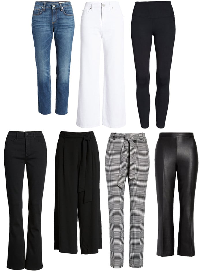Jeans and pants in the Nordstrom anniversary sale   40plusstyle.com