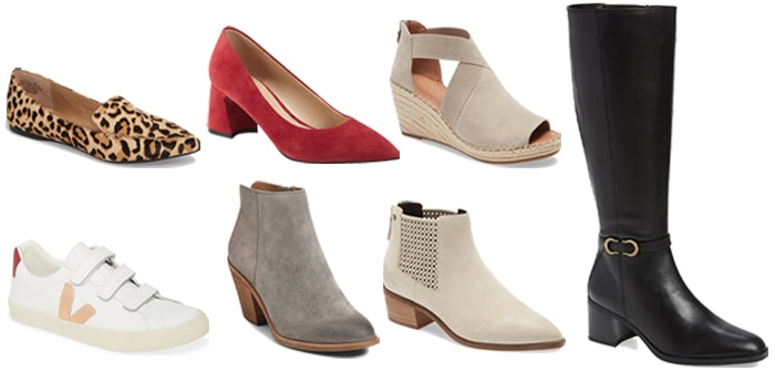 shoes and boots in the sale | 40plusstyle.com