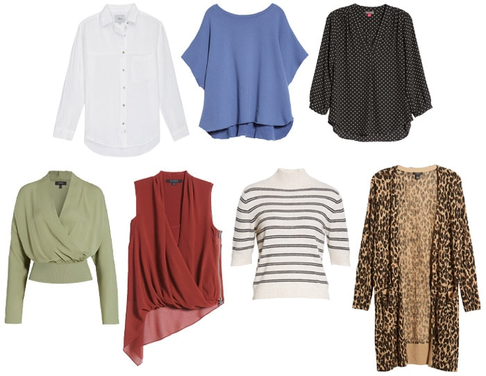 Tops and cardigans to buy in the sale | 40plusstyle.com