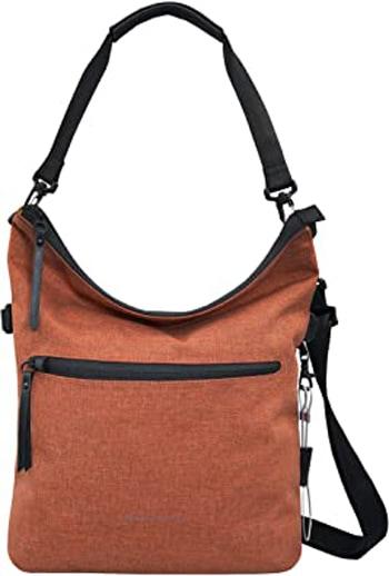 Best travel purses - Sherpani anti-theft travel crossbody bag | 40plusstyle.com