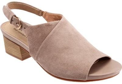 SoftWalk® 'Pomona' sandal   40plusstyle.com